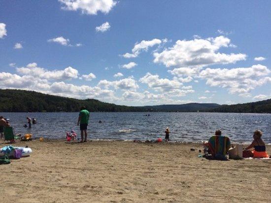 Elmore, Вермонт: beach