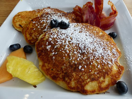 Westport, Канада: Blueberry pancakes