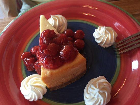 Milton, Pensilvania: Cheesecake