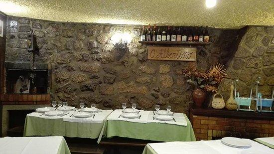 Gouveia, Πορτογαλία: Uma das Salas