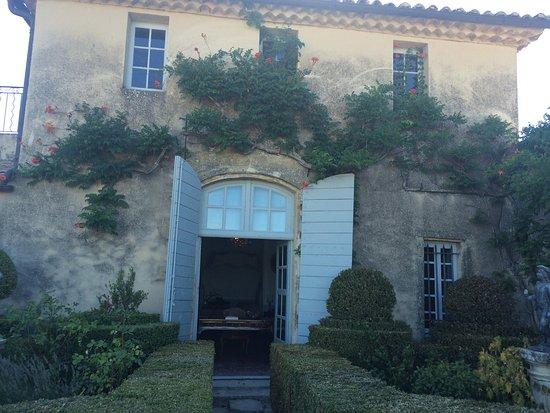 Ansouis, Fransa: La maison!
