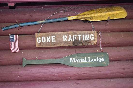 Marial Lodge: This says it all!