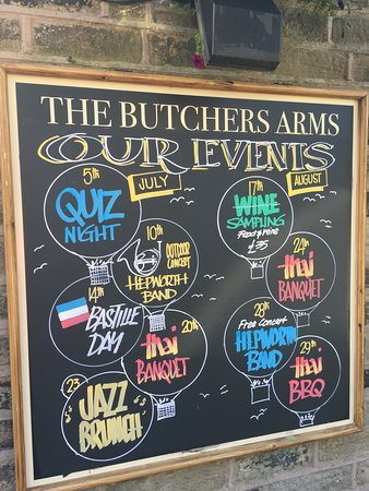 Holmfirth, UK: The Butchers Arms
