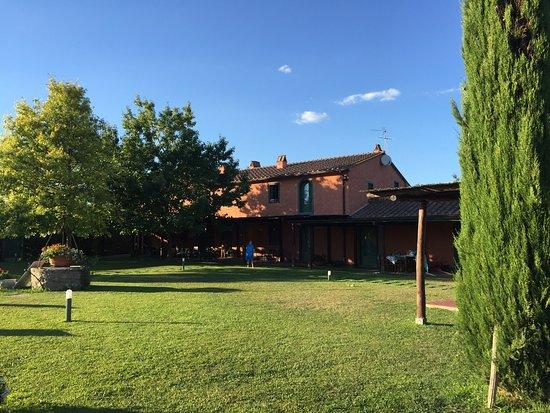 Monsummano Terme, Italien: agriturismo i macchiaioli