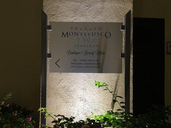 Palazzo Montefusco Sorrento: photo2.jpg