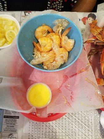 New Bern, NC: Shrimp