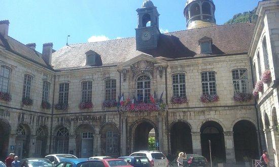 ร้านอาหาร Salins-les-Bains