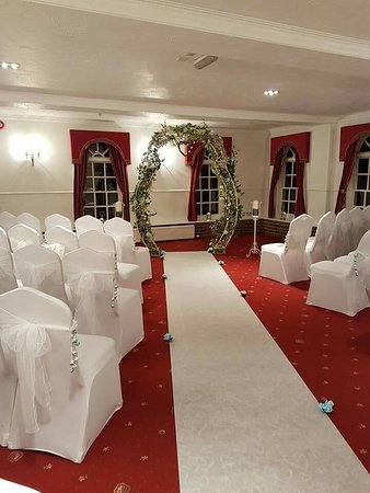 Royal Wootton Bassett, UK: Marsh Farm Hotel