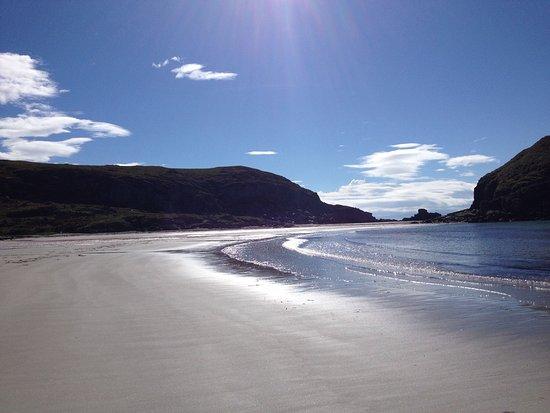 Bunessan, UK: Wonderful beach with no people!