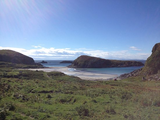 Bunessan, UK: Wonderful beach with no people!