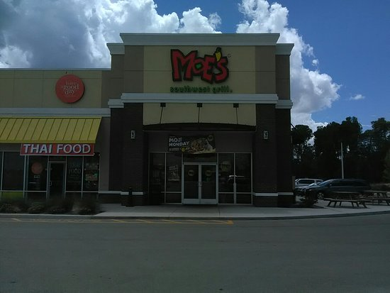Brooksville, FL: Moe's Southwest Grill