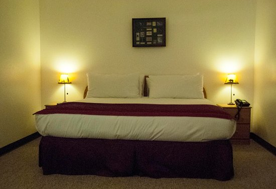 Kernville, Kalifornia: Single King Room