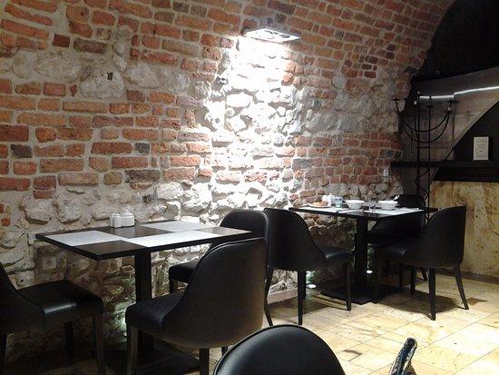 Senacki Hotel: Breakfast room