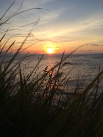 Margaree Harbour, Canada: Sunset
