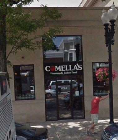 Melrose, MA: main front entrance