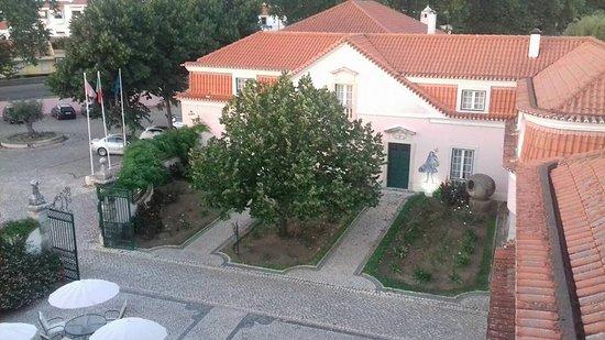 Azeitão, Portugal: Hotel