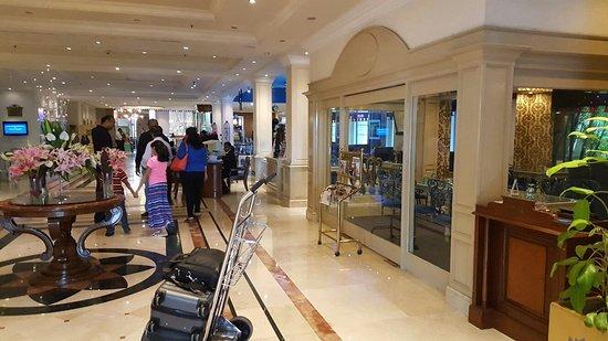 麗笙總噸藍光酒店照片