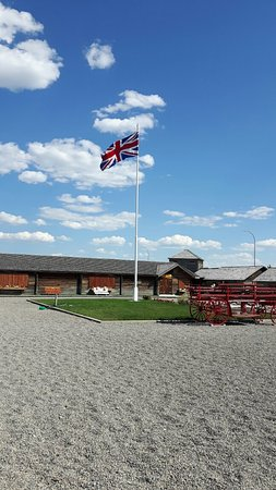 Fort Macleod, Kanada: 20160816_152948_large.jpg