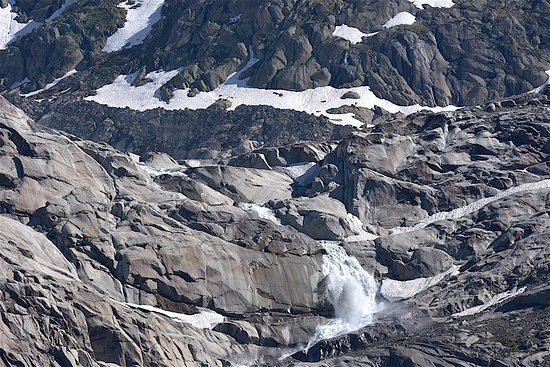 Gletsch, Swiss: Ghiacciaio del Furka 2016 b