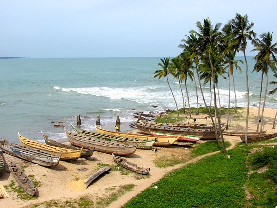 Tamale, Ghana: Cape Coast Views