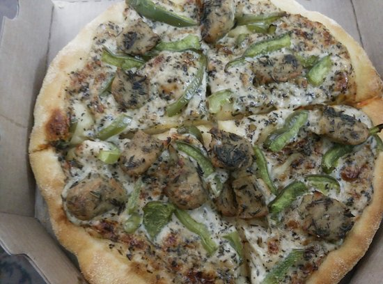 Non veg herby pizza picture of dominos pizza hyderabad tripadvisor dominos pizza non veg herby pizza forumfinder Images