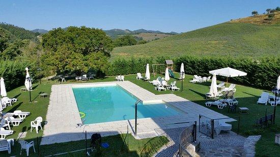 Costacciaro, Italy: 20160821_084852_large.jpg