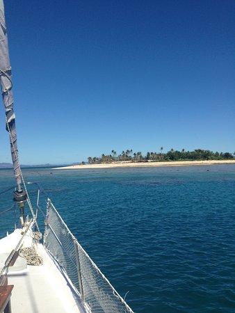 Denarau Island, Fiji: Mala mala snorkel