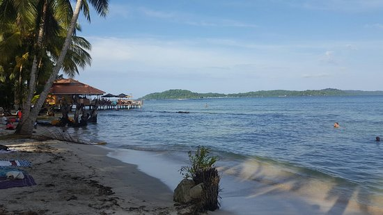 Carenero Island, Panama: 20160821_185624_large.jpg