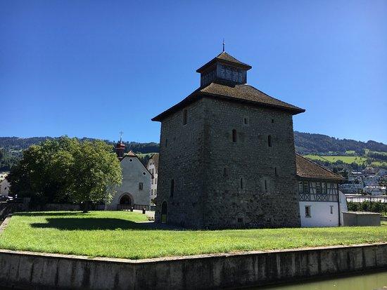 Pfaeffikon, Sveits: Gasthaus zum Rathaus