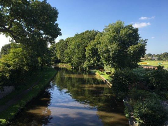 Πρέστον, UK: Lancaster Canal