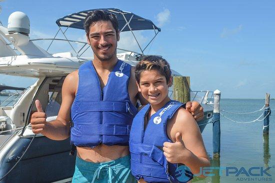 JetPack adventures Cancun, Mexico Aug 2016