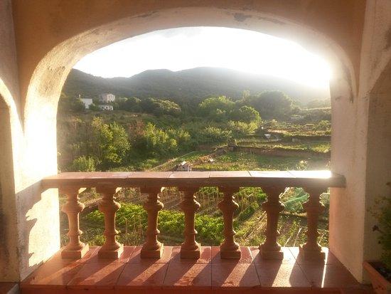 Torrelles de Foix, İspanya: Mirador