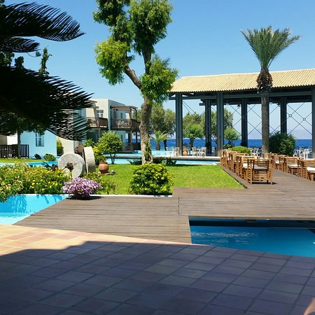 Bästa hotellet på ön