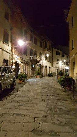 Montespertoli, إيطاليا: After dinner in Montespertoli