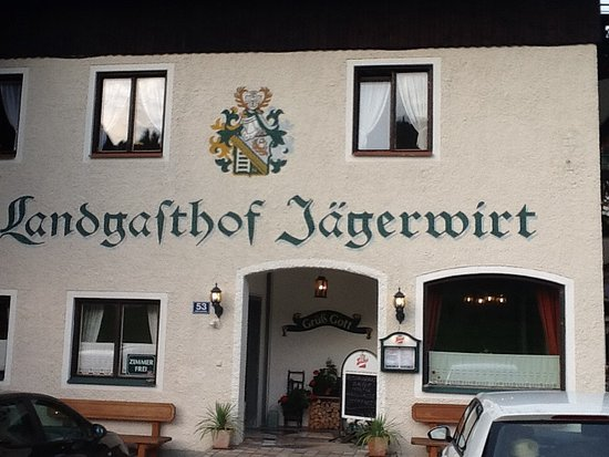 Fuschl am See, Autriche : That's it!