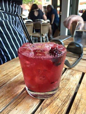 Barbuto: cocktail