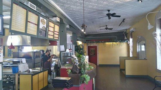 Belleville, Kanada: Bourbon Street Pizza