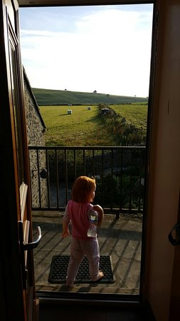 Cotterill Farm Holiday Cottages: 20160816_190056_large.jpg
