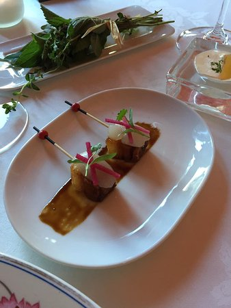 Washington, VA: amuse bouche