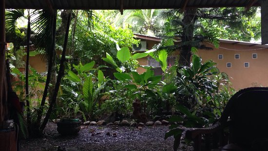 Cabinas Jimenez during my stay