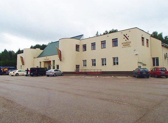 Anyksciai, Lithuania: NN athletics dormitory