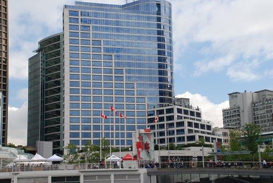 Bilde fra Fairmont Waterfront