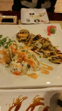 Hazumi Sushi Bar: 20160821_200500_large.jpg