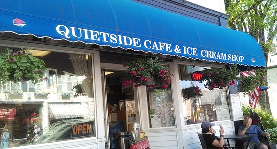 Quietside Cafe and Ice Cream Shop Foto
