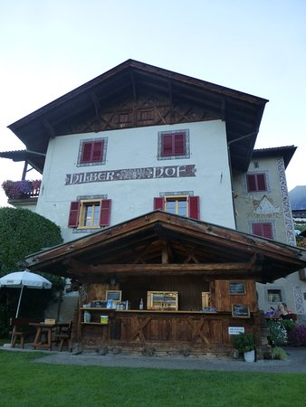 Caines (Kuens), Italien: Silberkeller