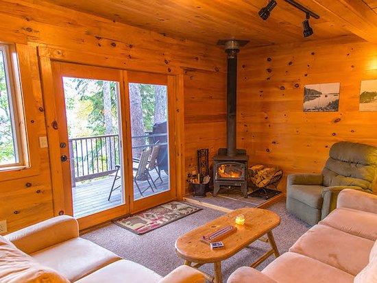 Cook, MN: Cabin Kingfisher