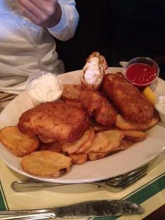 Fort Mill, SC: Fish & Chips