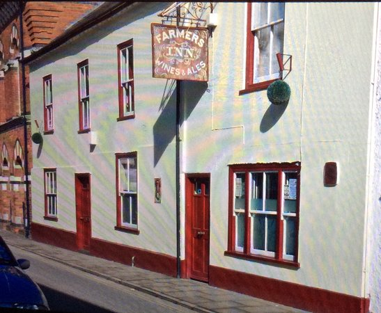 Presteigne, UK: The Farmers Inn