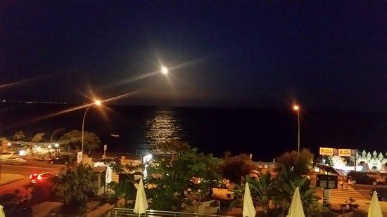 Roccalumera, Italia: almeno il panorama era bello