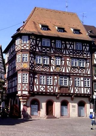 Palmsche Haus, Mosbach